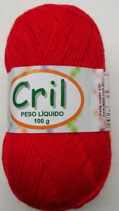 Fio Cril *temos 3 cores*