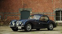 Jaguar XK120 coupé