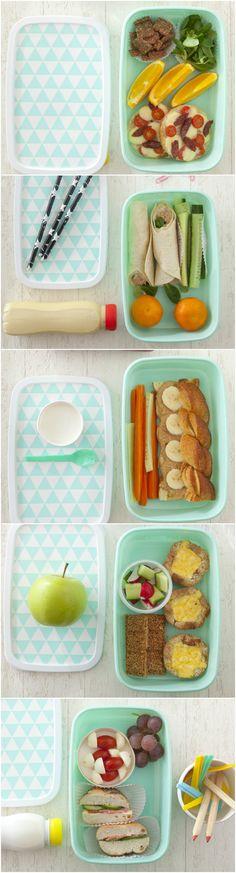 Pięć pomysłów na drugie śniadanie do szkoły | Lawendowy Dom