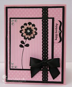 Stampin Anne: Paper Players Challenge #44-Lesleys Sketch Challenge