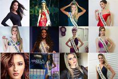 Road to Miss Mundo Brazil 2016