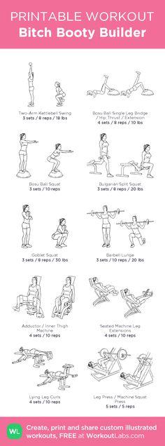Leg/butt #gymworkouts