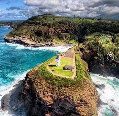 An aerial panorama o