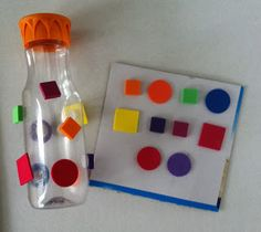 Your Therapy Source - www.YourTherapySource.com: DIY Fine Motor and Visual Perceptual Toy