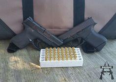 Husband vs Wife Showdown - S&W Shield vs Glock 43