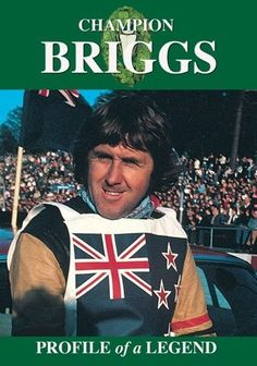 Champion Barry Briggs - Profile of a legend (New DVD) Motorcycle sport Speedway Also available from our website at www.sonusmedia.co.uk