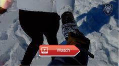 Con mi novia Short musical video Hold On Viaje a Antuco en temporada de nieve con mi polola de Julio de