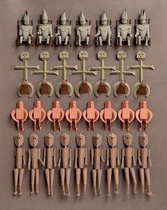 Incredibly Detailed Paper Sculptures by Irving Harper - My Modern Metropolis