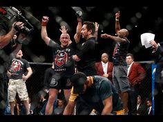 Georges St  Pierre vs Johny Hendricks [FIGHT HIGHLIGHTS]