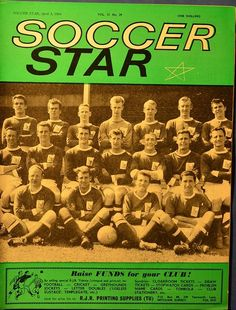 Ticket Drawing, Printing Supplies, Nottingham Forest, Team 2, Soccer Stars, Vintage Football, Magazine Articles, Name Cards, Surrey