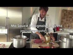 Sauce bolognaise facile et rapide avec JP Vigato -spaghetti bolognaisejeanpierrevigato.com