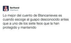 Lo mejor del cuento de Blancanieves. #humor #risa #graciosas #chistosas #divertidas