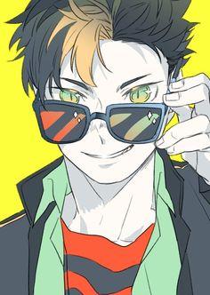 Twitter Haikyuu Nishinoya, Daichi Sawamura, Kenma Kozume, Kageyama Tobio, Haikyuu Anime, Karasuno, Anime Characters, Fan Art, Cartoon