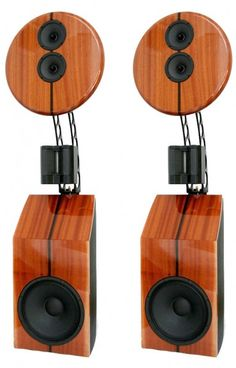 Arte Acustica Concept 103 with Heil tweeter, from Italy