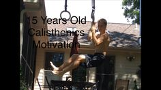 I'd love some feedback on my calisthenics progress last summer. Also this video may motivate some of those people just starting calisthenics. Enjoy #crossfit #fitness #WOD #workout #fitfam #gym #fit #health #training #CrossFitGames #bodybuilding