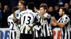 Newcastle United: Fighting back from the threat of relegation Newcastle United Fc, Online Cash, English Premier League, Antara, Malaga, Sports, Shopping, Game, Film