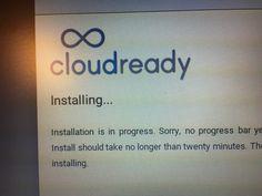Testataanpa taas. ChromeOS CloudReady paketilla. #potkukelkkacom