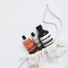 Aesop - one of the great skin/body/haircare brands