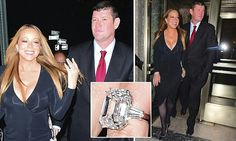 Mariah's new 35ct ring from James Packer