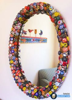 amazing awesome funny best bottle caps art sculptures pics images photos pictures 24 36 Pictures Of Amazing Bottle Cap Art