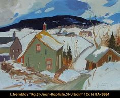 Original oil painting on canvas by Louis Tremblay Canadian Artists, Oil Painting On Canvas, Beautiful Things, Original Paintings, Landscape, Paint, Scenery, Corner Landscaping