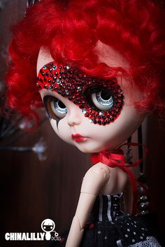 Le Cirque des Rêves, Chinalilly Dolls x Trio for Auguste Clown Gallery | by china-lilly *no FMs*