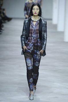 dries van noten 2013 Spring Fashion