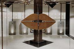 The Tom Rebl Flagship Store Features an Unconventional Design #design #creativity trendhunter.com