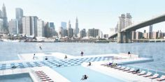 Google Is Helping Bring A Floating Pool To New York City's East River http://www.businessinsider.com/google-drive-partners-with--pool-2014-6