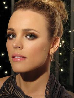 Rachel McAdams makeup - beautiful!