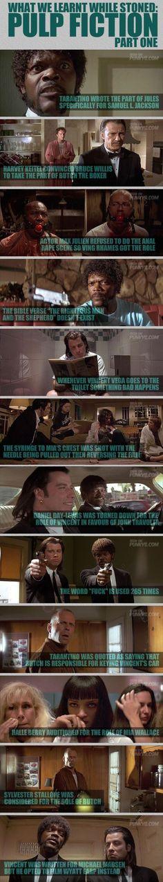 12 anecdotes originales à connaître au sujet de Pulp Fiction   MinuteBuzz.com