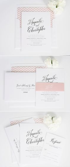 Rustic and modern from Shine Wedding Invitations http://www.shineweddinginvitations.com/wedding-invitations/rustic-modern-wedding-invitations
