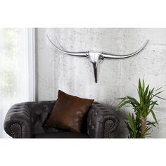 Modern decoratie Gewei Bull 99cm - 8913