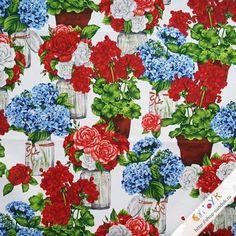 Cottage Flowers [AMK-12107-193 SUMMER]