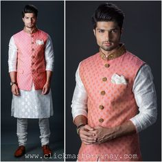 Latest Men Dulha Mehndi Dresses Kurta Shalwar Collection consists of latest & modern designs of menswear ethnic wasitcoat, shwerwani coat, etc Mens Indian Wear, Mens Ethnic Wear, Indian Men Fashion, Mens Fashion Suits, Groom Fashion, Wedding Kurta For Men, Wedding Dresses Men Indian, Wedding Dress Men, Wedding Wear