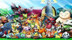 Pokemon de Ash... Increibles!!