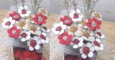 Aprende a hacer flores con retales y esta idea