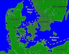 Ottar's and Wulfstan's journeys