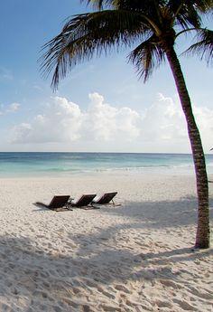Best on the Beach Runner-up: Esencia Estate in Playa del Carmen, Mexico. #JetsetterAwards