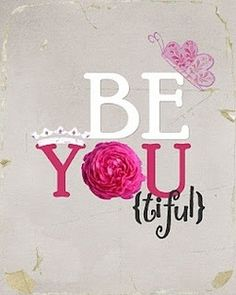 BE YOU {tiful} #IWD2014 Let's celebrate International Women's Day #InternationalWomensDay #IWD