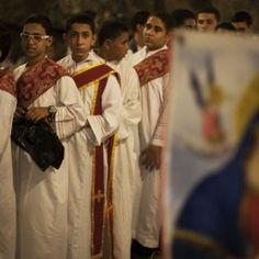 The situation in #Egypt:   Coptic church cancels Sunday mass for 1st time in 1,600 years