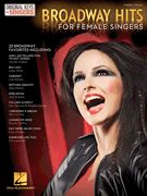 Broadway Hits – Original Keys for Female Singers, Piano/Vocal Songbook