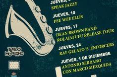 Jazz en otoño 2016 Guadalajara - http://www.mipuntomap.com/city/guadalajara-spain/event/jazz-en-otono-2016-guadalajara/