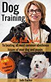 Free Kindle Book -   Dog Training: The full guide to beating the 20 most common obedience issues of your dog and puppy (puppy training, housebreaking dog, housetraining puppy, obedient dog, obedient puppy)