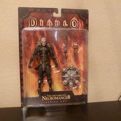 Diablo Nefarious Necromancer Action Figure