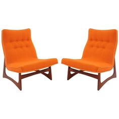 """Hans Brattrud Rosewood """"Scandia"""" Chair for Hove Mobler in ..."""
