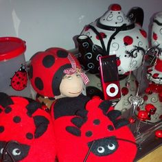 LadyBug Lover Tray Eventos con Amor 809-804-2000