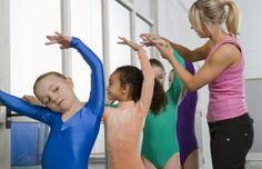 Warmup Activities for Kids' Gymnastics