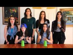 """""""Cups"""" from Pitch Perfect by Anna Kendrick - Cover by CIMORELLI (lyrics)"""