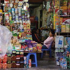 Streets of Hanoi, Vietnam